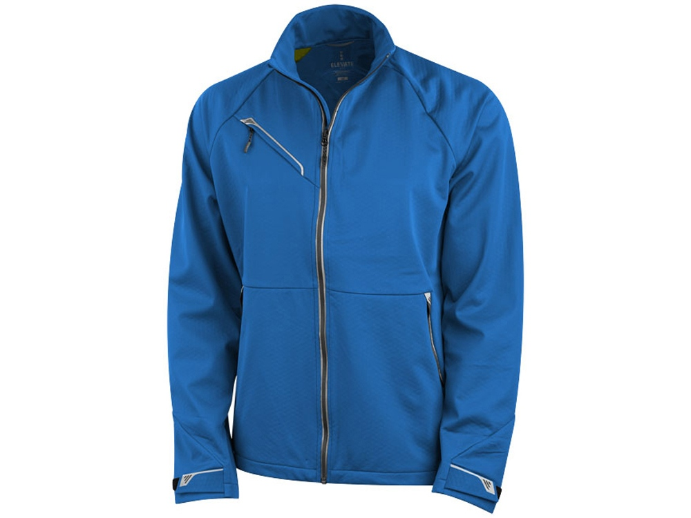 Куртка софтшел Kaputar мужская, синий