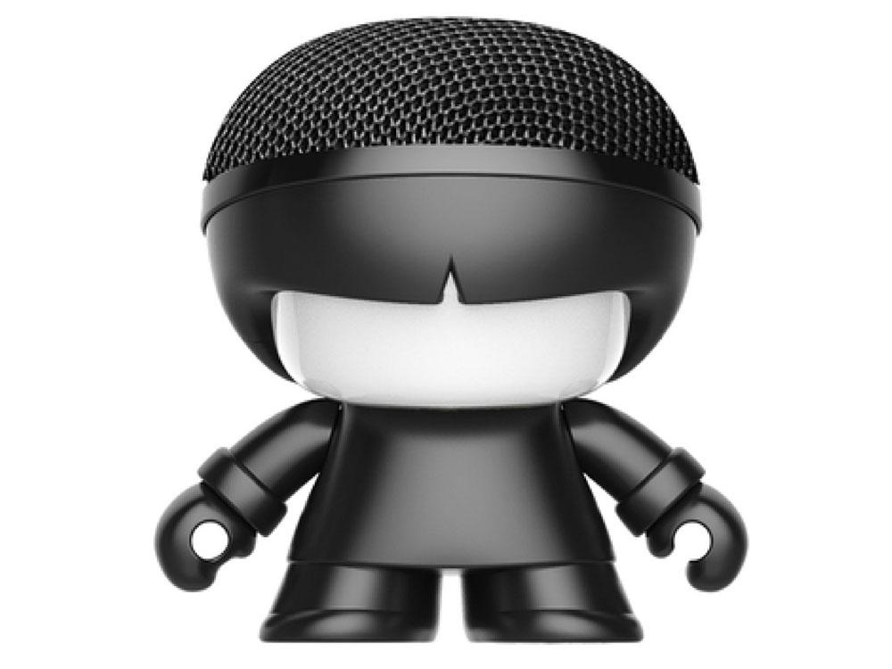 Портативный динамик Bluetooth XOOPAR mini XBOY Metallic, черный