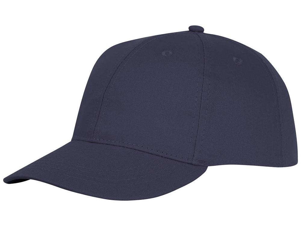 Шестипанельная кепка Ares, темно - синий