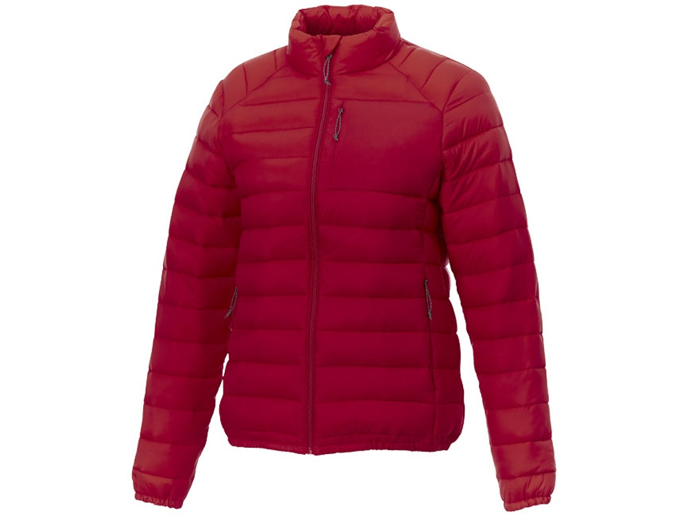 Женская утепленная куртка Atlas, красный