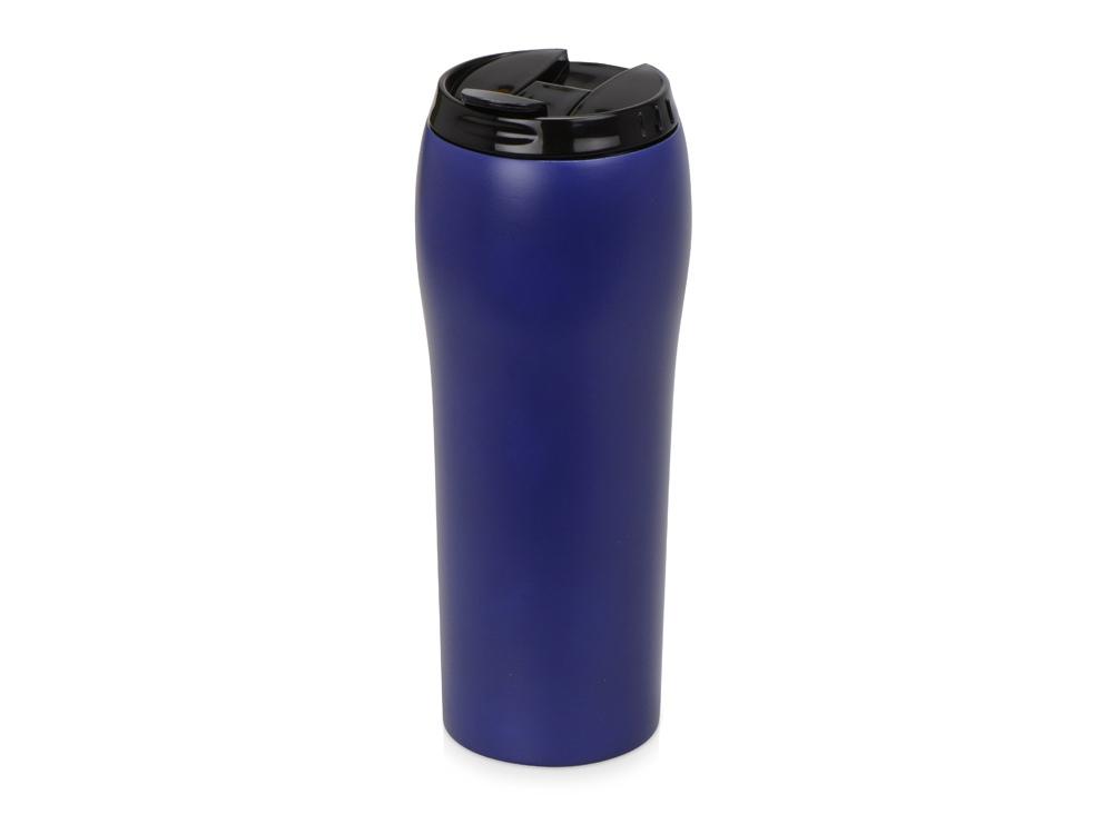Термокружка Жокей 450мл, синий