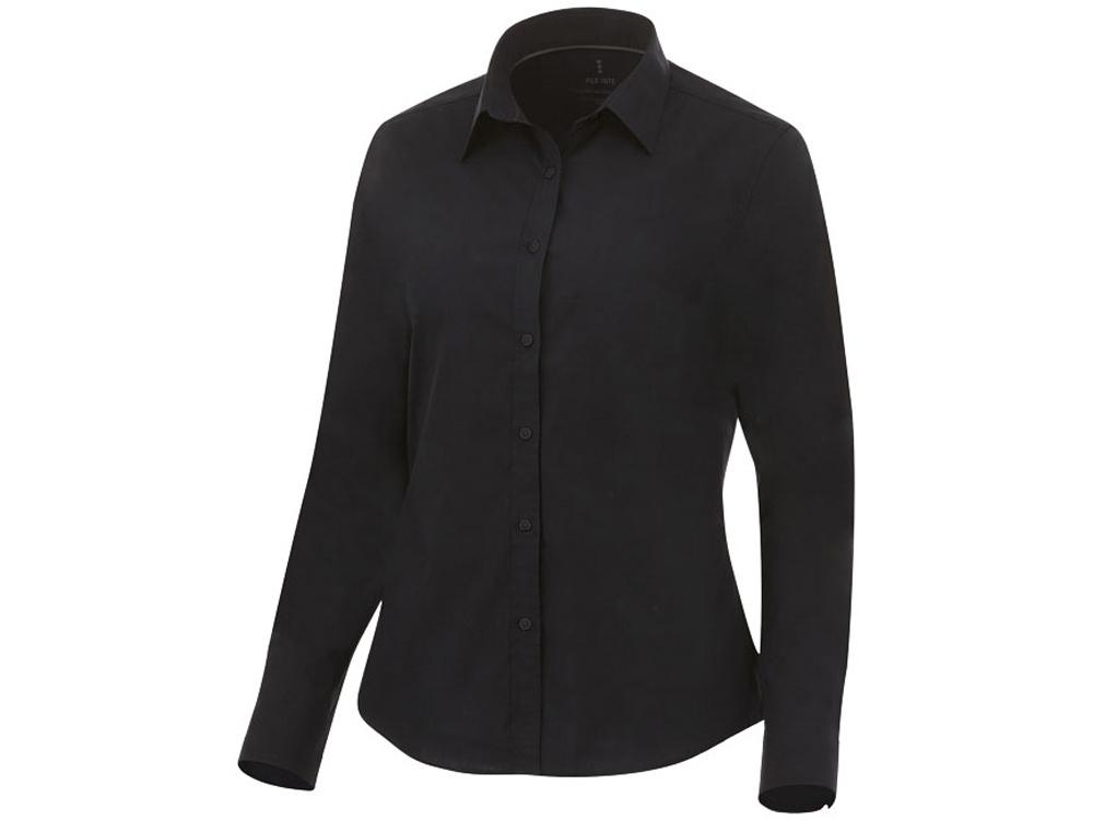 Женская рубашка с длинными рукавами Hamell, черный