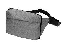 Рюкзак из переработанного пластика «Extend» 2-в-1 с поясной сумкой (арт. 939318), фото 4