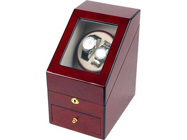 Шкатулка для часов с автоподзаводом «Давос» (арт. 836701)
