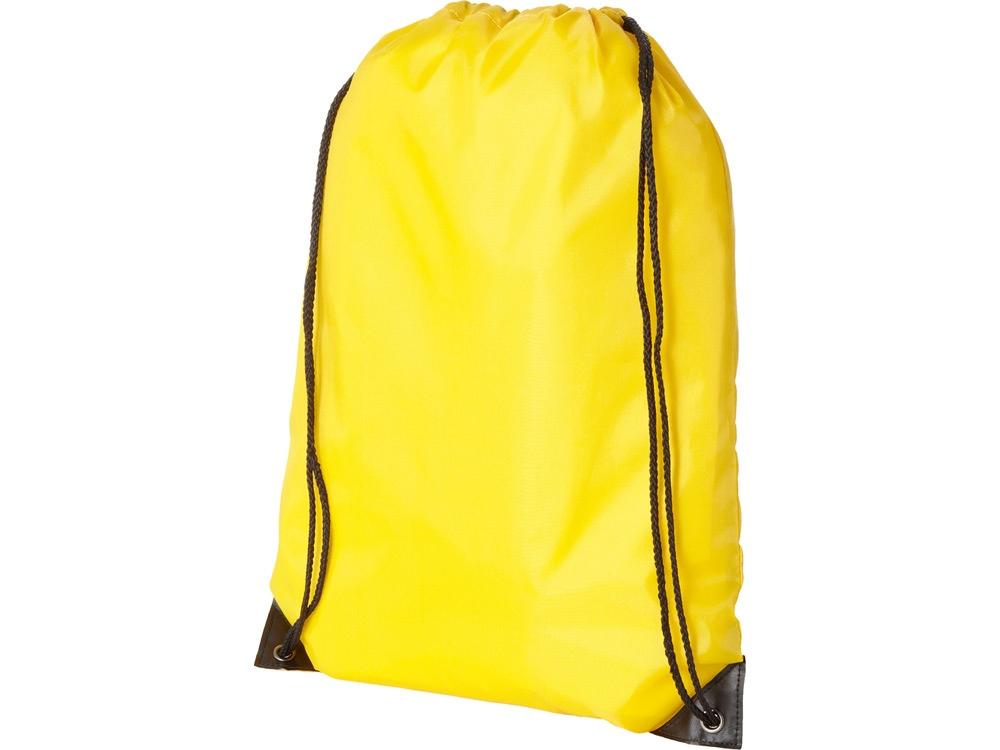 Рюкзак стильный Oriole, желтый