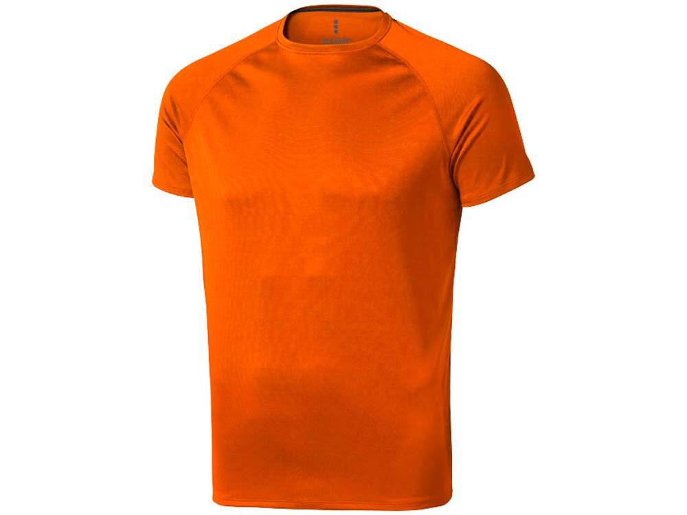 Футболка Niagara мужская, оранжевый
