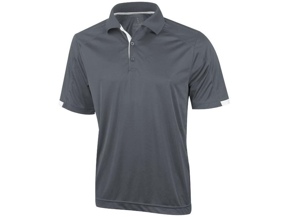 Рубашка поло Kiso мужская, серый