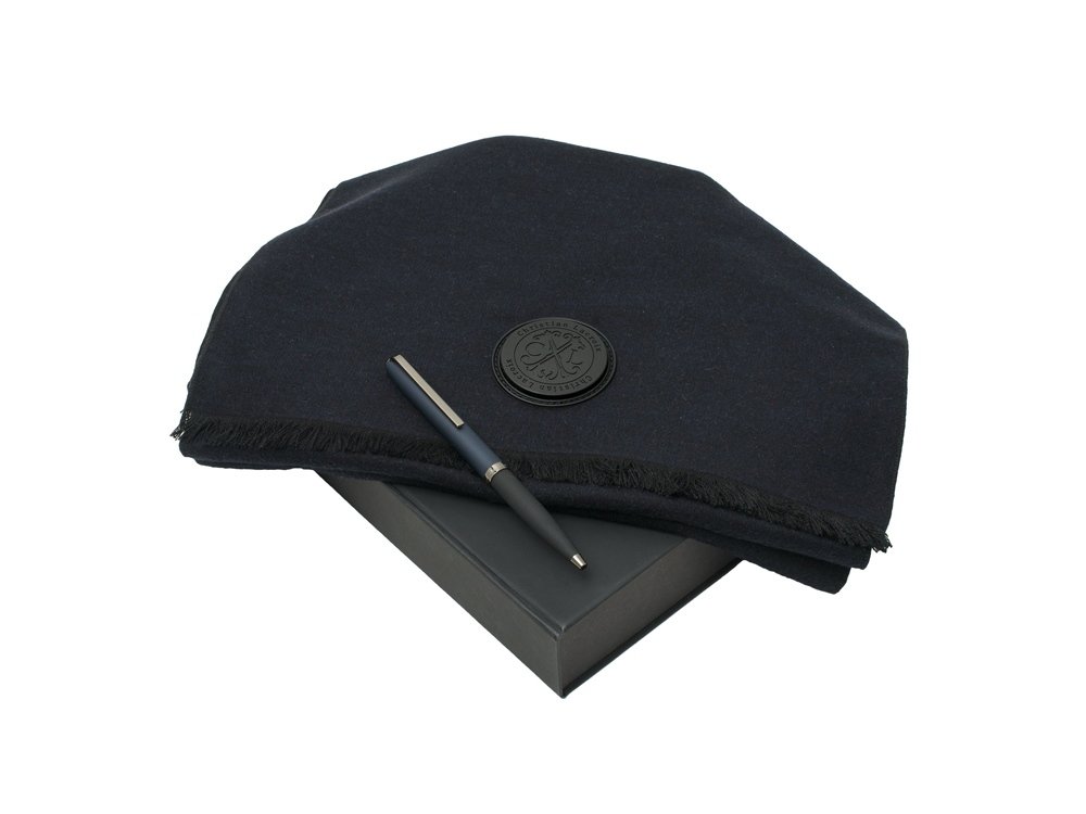 Подарочный набор Element: шарф шелковый, ручка шариковая. Christian Lacroix