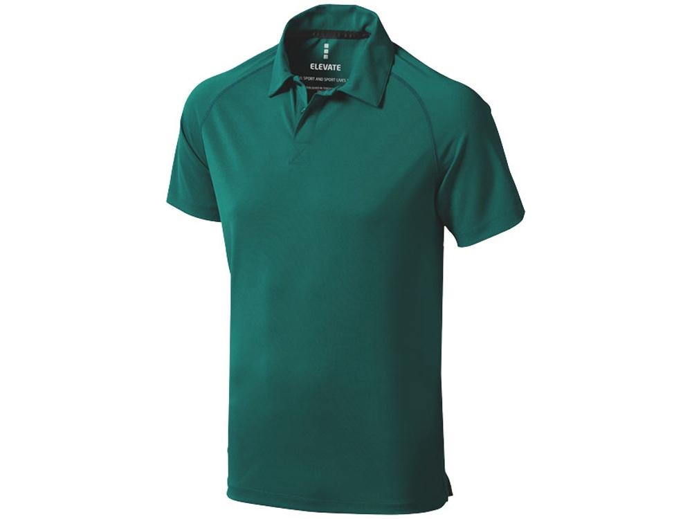 Рубашка поло Ottawa мужская, изумрудный
