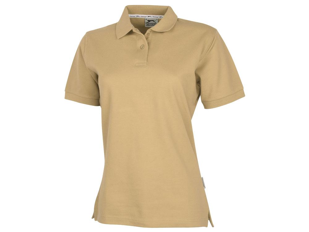 Рубашка поло Forehand женская, хаки