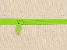 Рюкзак-мешок хлопковый «Lark» с цветной молнией (арт. 955113), фото 6