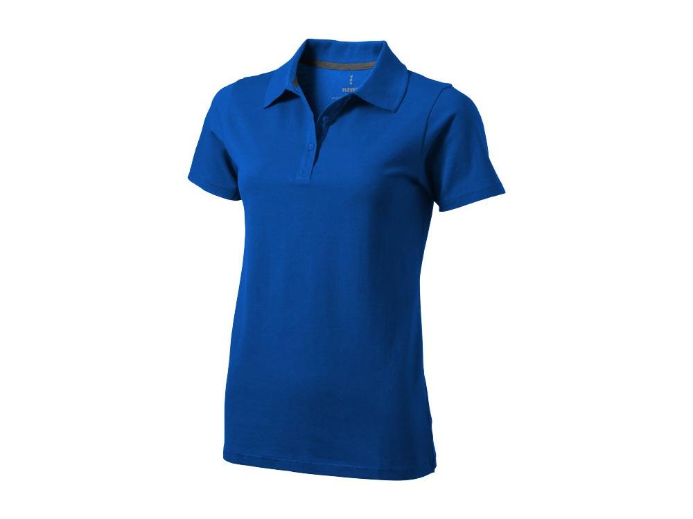 Рубашка поло Seller женская, синий