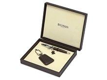 Подарочный набор «Millau»: ручка щариковая, брелок (арт. 19982150.1)