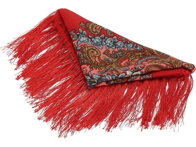 Подарочный набор «Матрешка»: штоф, платок