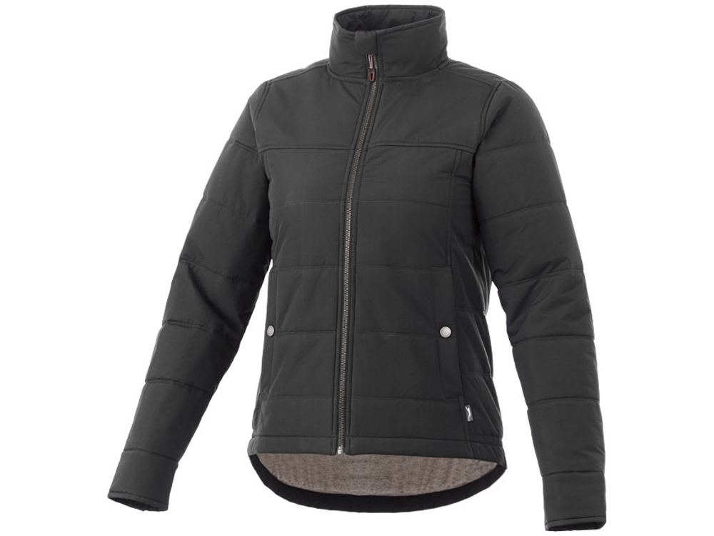 Куртка утепленная Bouncer женская, серый