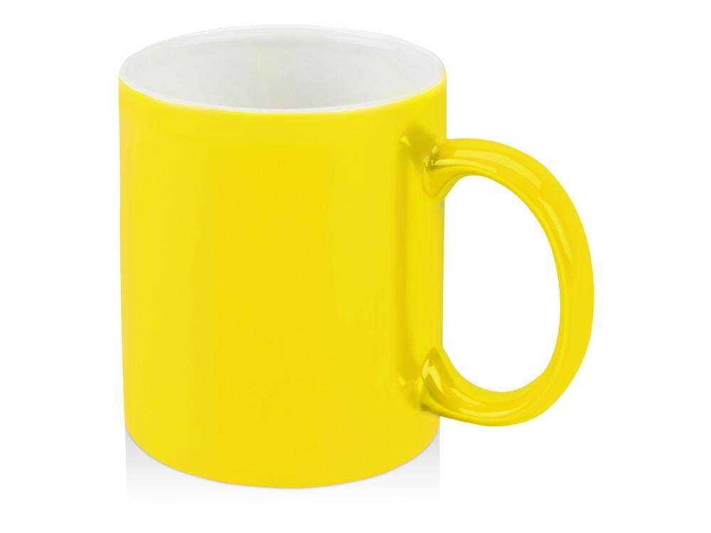 Кружка Марко 320мл, желтый