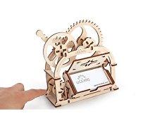 3D-ПАЗЛ UGEARS «Механическая Шкатулка» (арт. 70001), фото 7