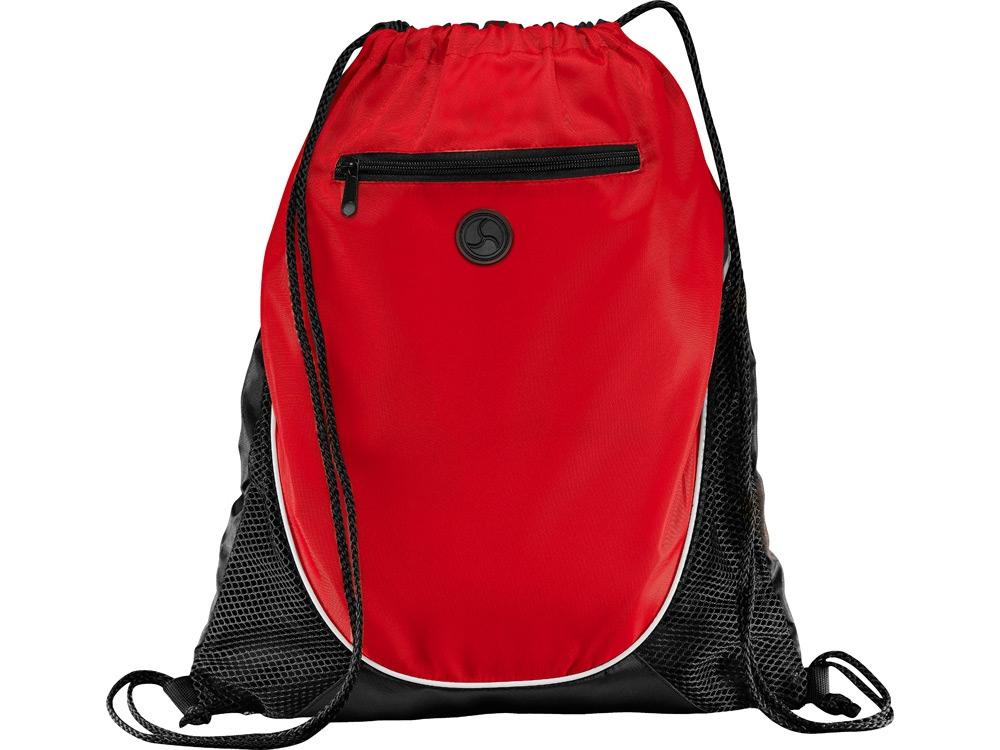Рюкзак Peek, красный