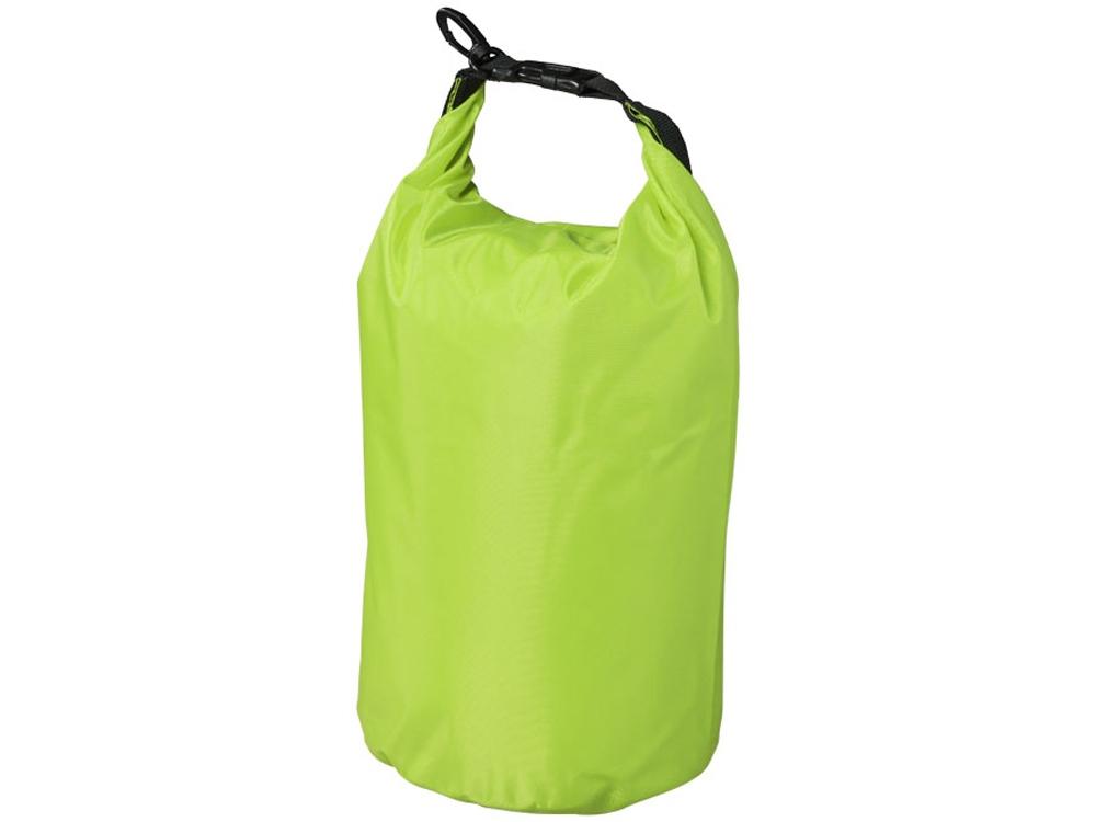 Походный 10-литровый водонепроницаемый мешок, лайм