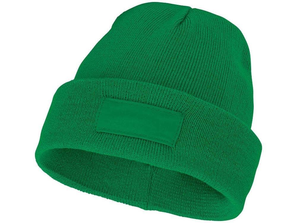 Шапка Boreas с нашивками, fern green