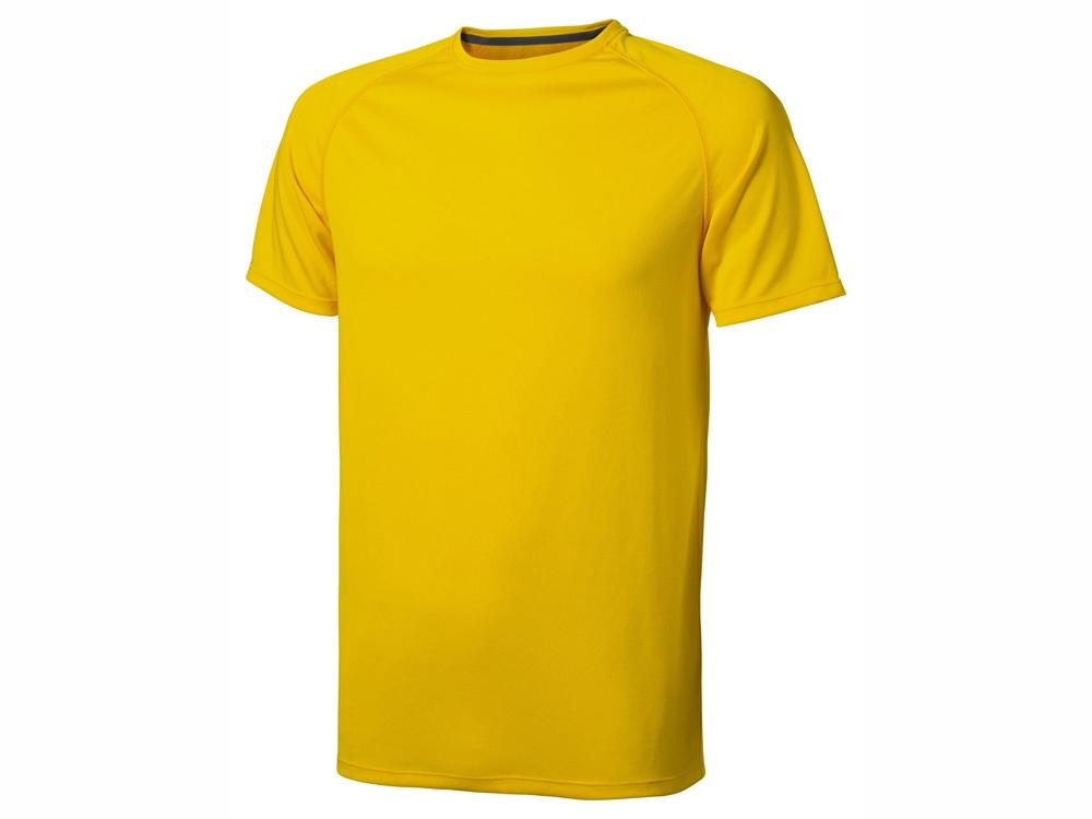 Футболка Niagara мужская, желтый