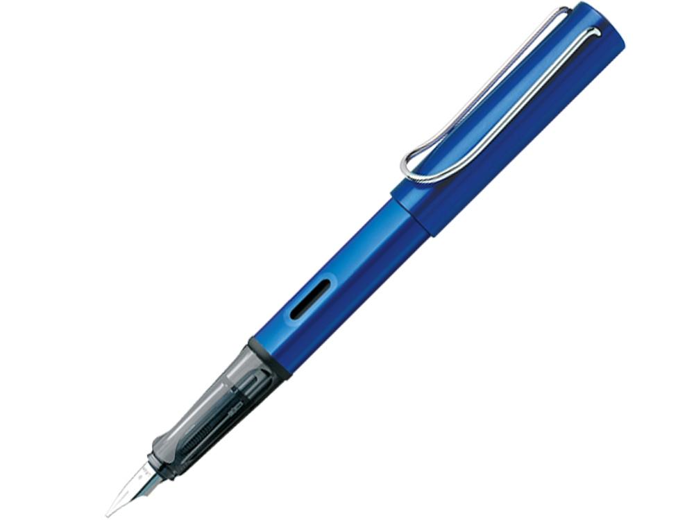 Ручка перьевая 028 al-star, Синий, F