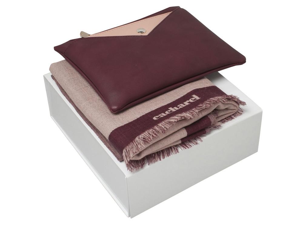 Подарочный набор Bird: шарф, сумочка. Cacharel