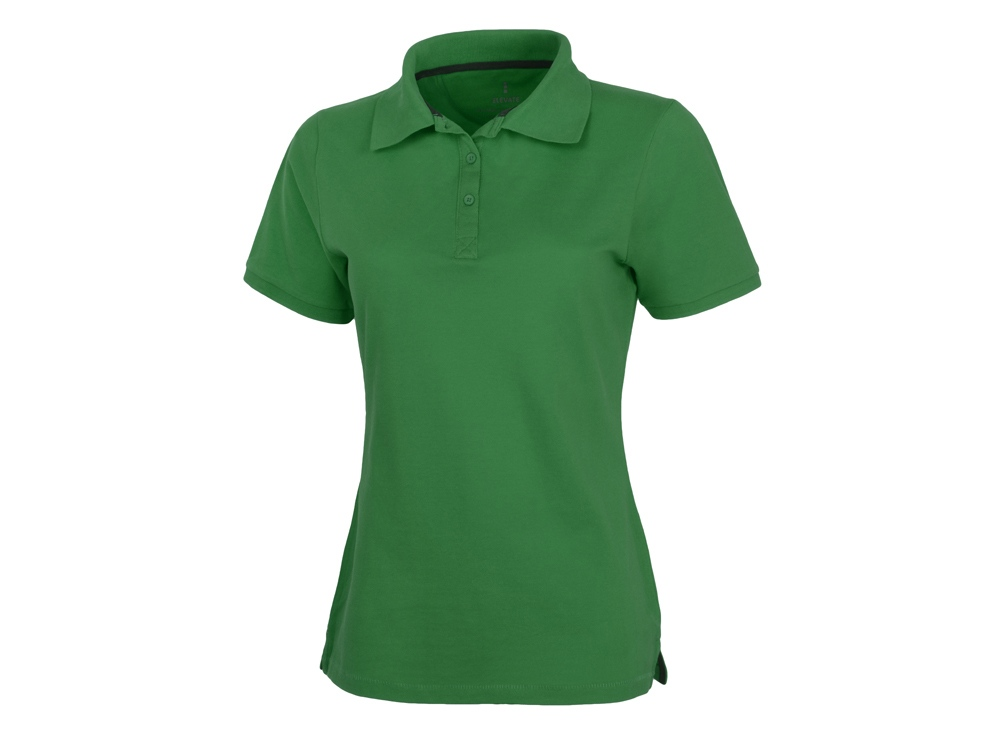 Рубашка поло Calgary женская, зеленый