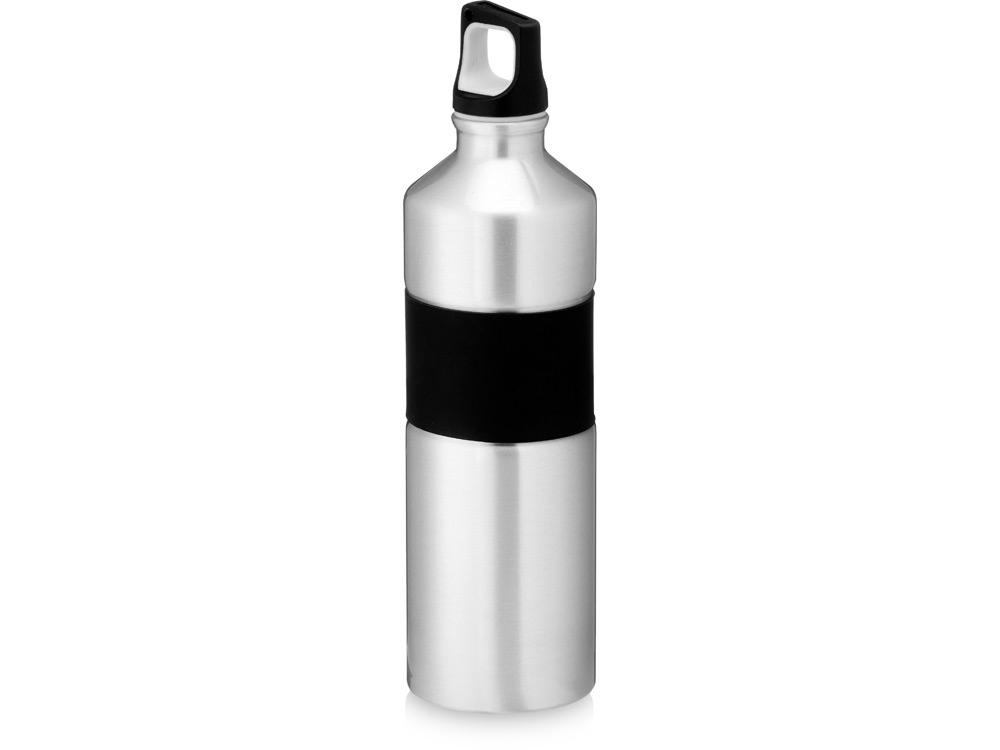 Бутылка Nassau , серебристый