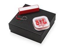 Подарочный набор «Non-stop music» с наушниками и зарядным устройством (арт. 700310.01)
