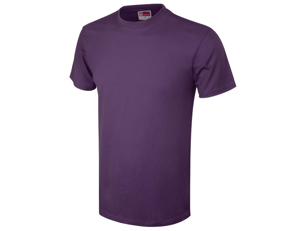 Футболка Heavy Super Club мужская, фиолетовый