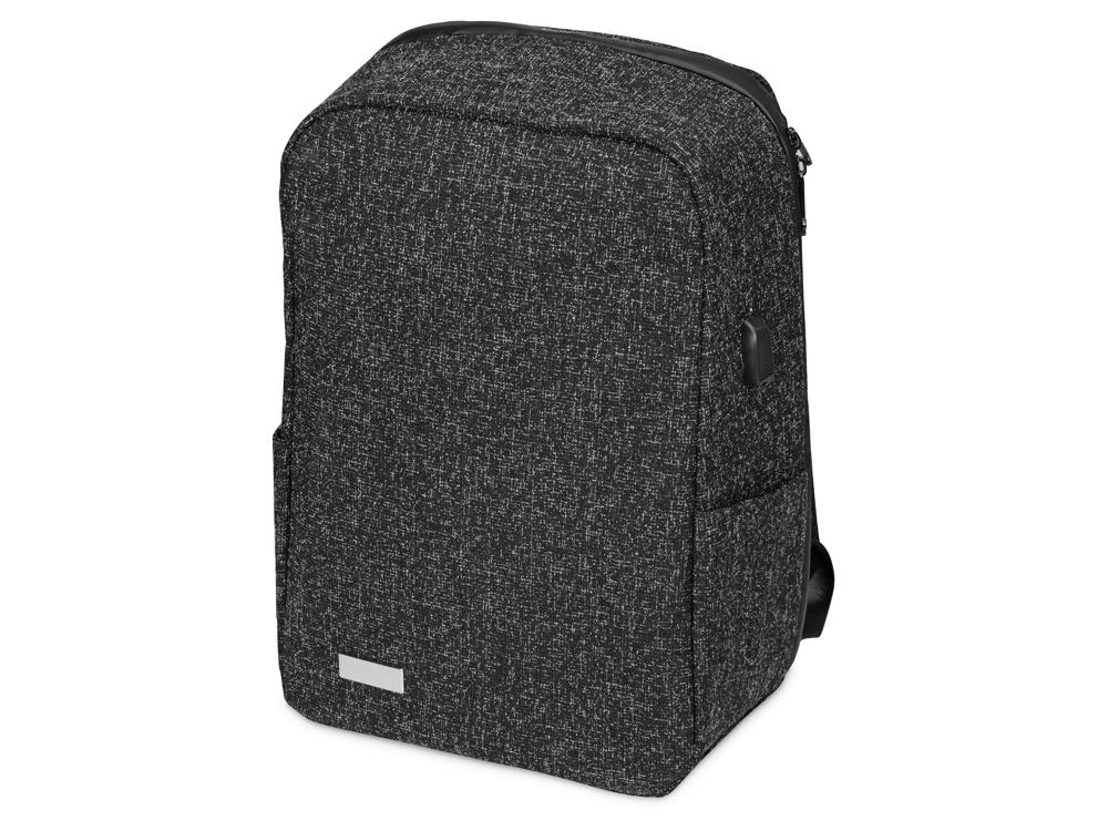 Противокражный водостойкий рюкзак Shelter для ноутбука 15.6 '', черный