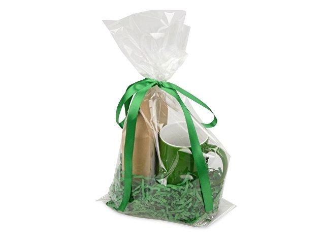Подарочныйнабор«Mattina» с кофе,зеленый