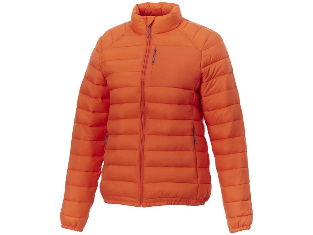 Женская утепленная куртка Atlas, оранжевый