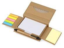 Канцелярский набор для записей «Stick box» (арт. 388907)