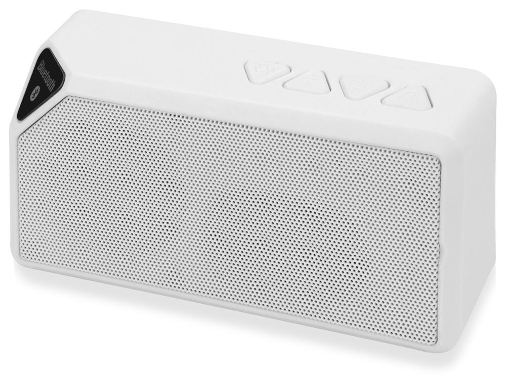 Портативная колонка Bermuda с функцией Bluetooth®, белый