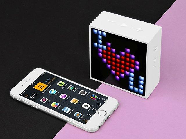 Интерактивная беспроводная колонка Divoom «Timebox Mini»