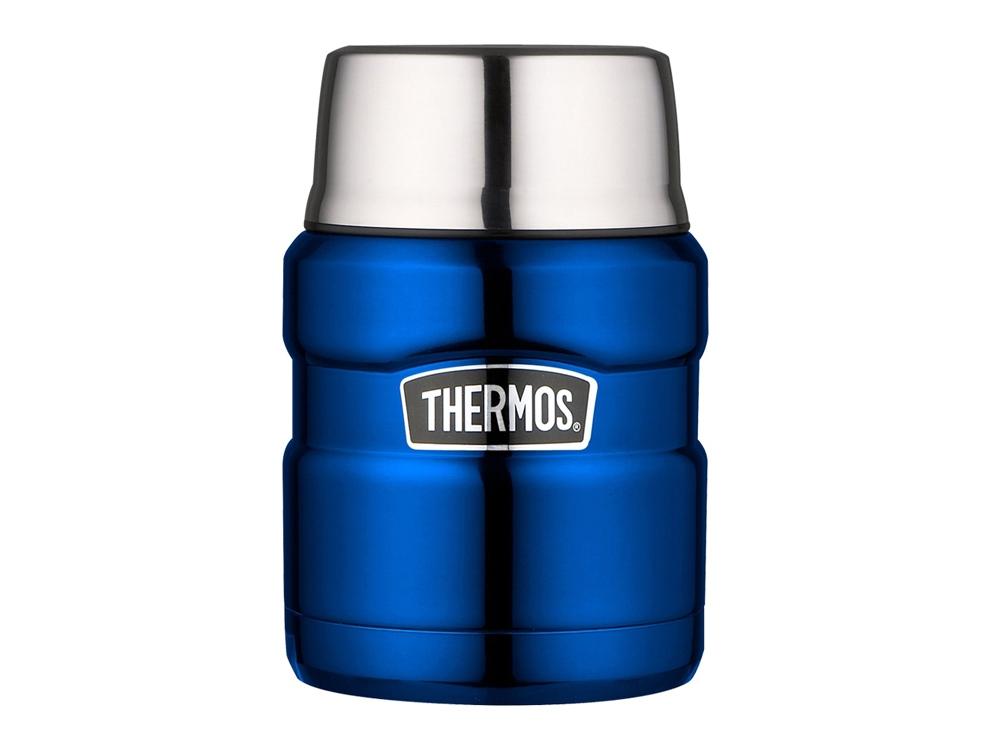 Термос из нерж. стали тм THERMOS SK3020-BL Food Jar 0.710L, синий