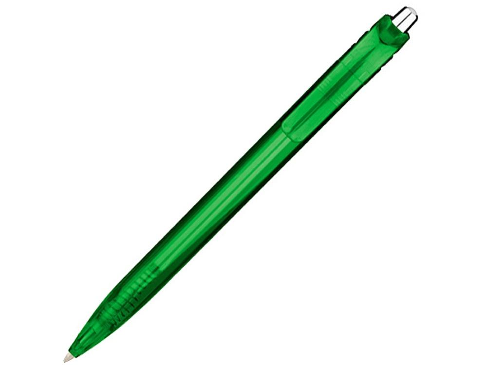 Шариковая ручка Swindon, зеленый прозранчый