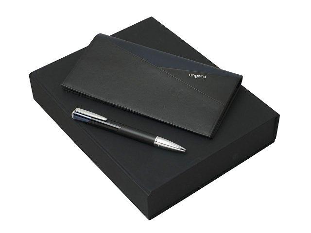 Подарочный набор Lapo: дорожный кошелек, ручка шариковая