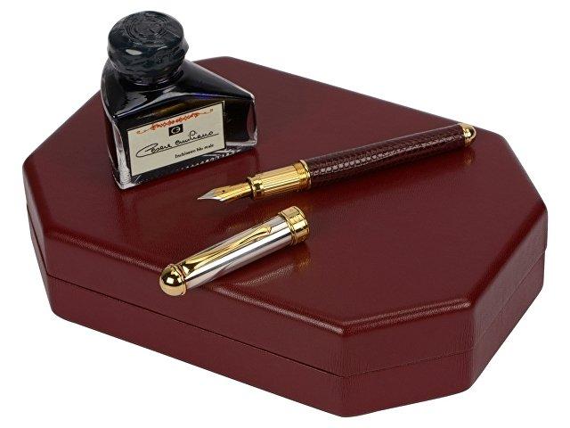 Набор: ручка перьевая, чернила