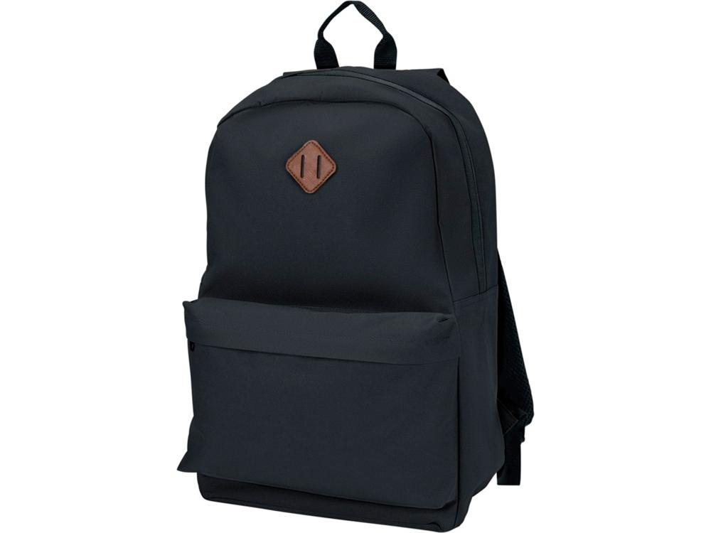 Рюкзак Stratta для ноутбука 15, черный