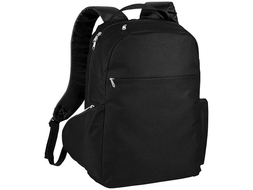 Компактный рюкзак для ноутбука 15,6, черный