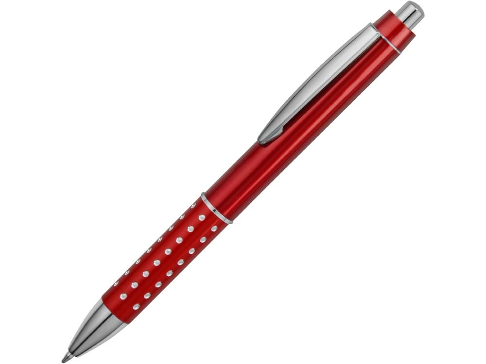 Ручка шариковая Bling, красный, черные чернила