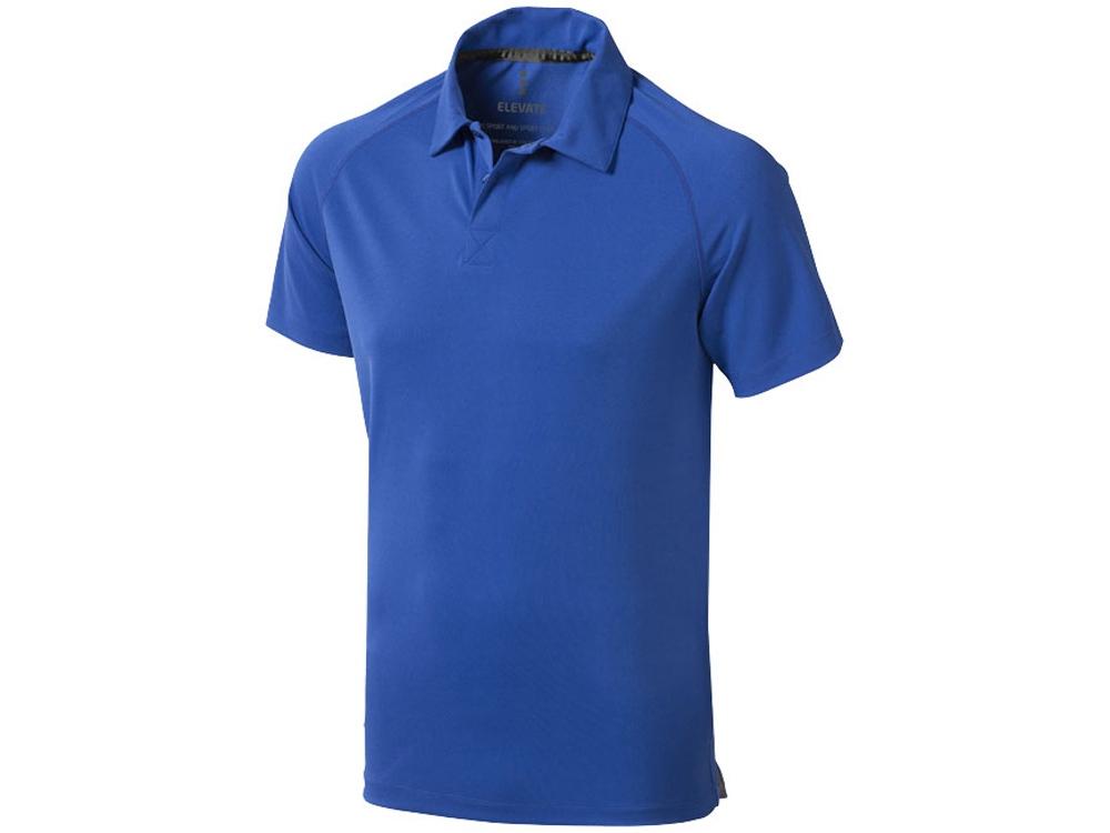 Рубашка поло Ottawa мужская, синий