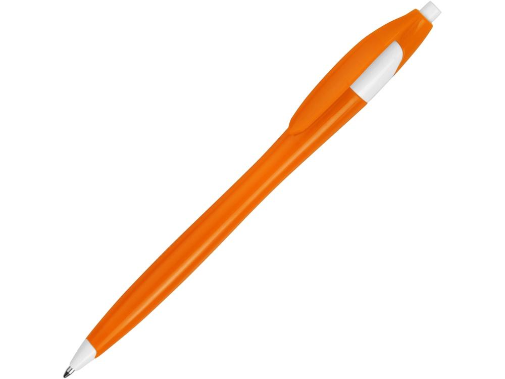 Ручка шариковая Астра, оранжевый