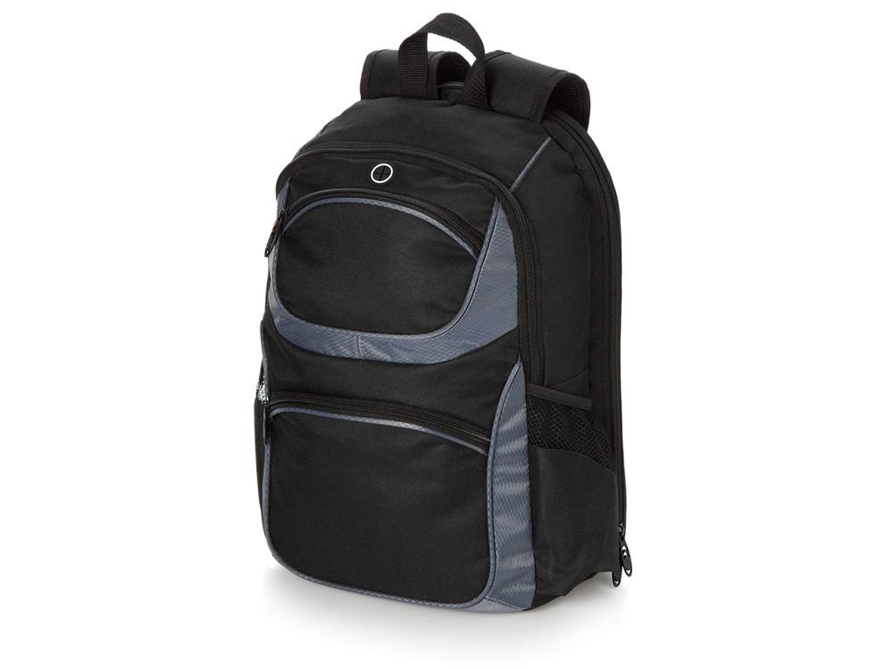 Рюкзак для ноутбука до 15,4'', черный/серый