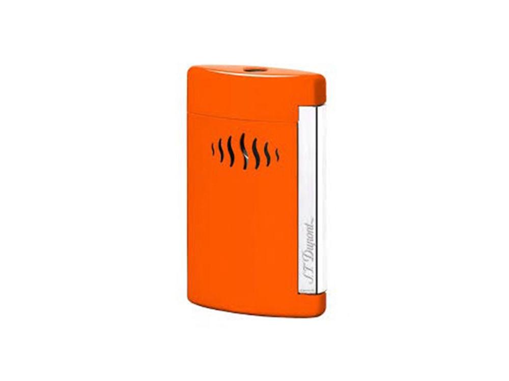 Зажигалка Minijet New. S.T.Dupont, кораллово-оранжевый
