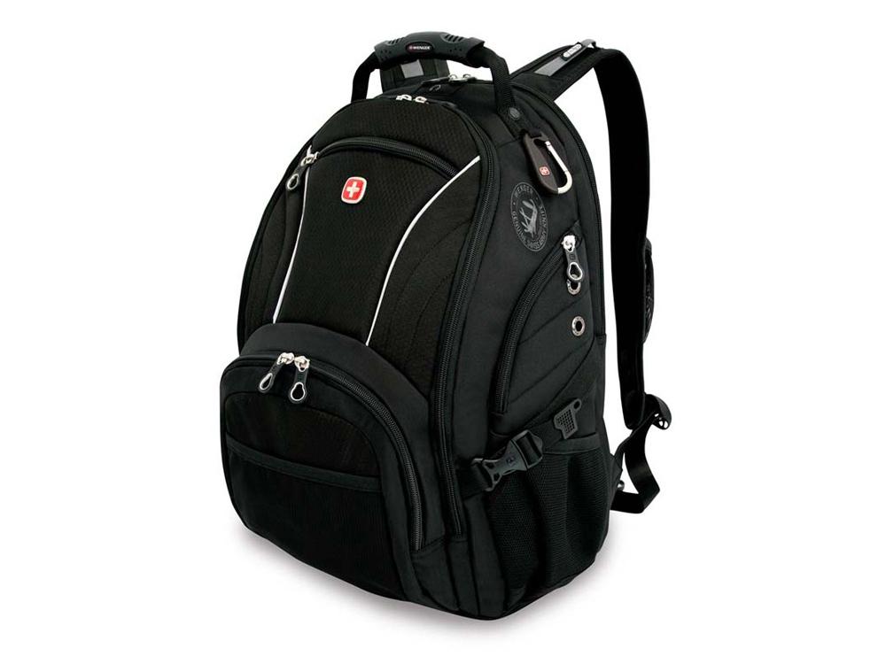 Рюкзак 32л с отделением для ноутбука 15''. Wenger, черный