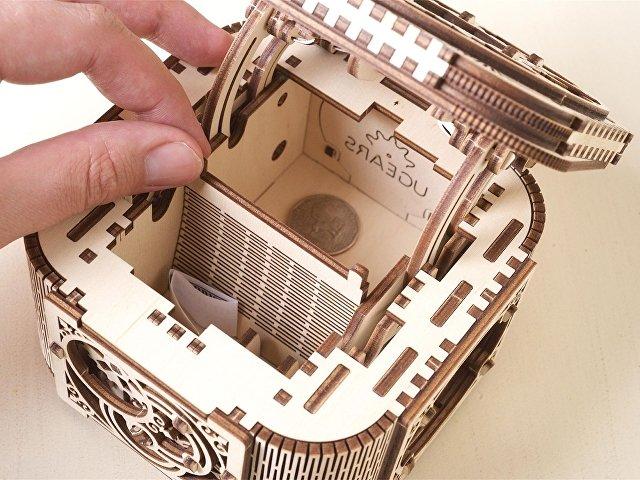 3D-ПАЗЛ UGEARS «Шкатулка с секретом»